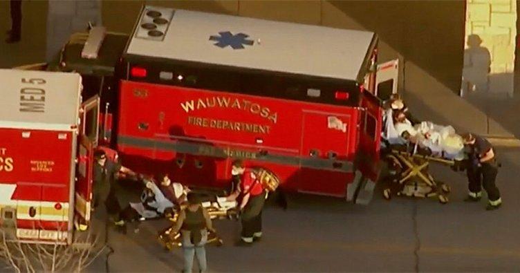 ABD'nin Wisconsin eyaletinde silahlı saldırı: Çok sayıda yaralı var