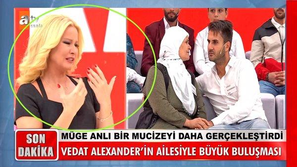 Müge Anlı canlı yayında gözyaşlarına boğuldu! Türkiye'nin konuştuğu olayda son dakika...