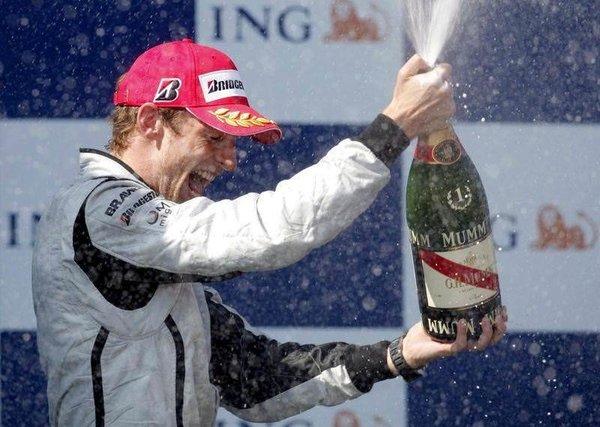 Formula 1 ING Türkiye Grand Prix'sinden kareler...
