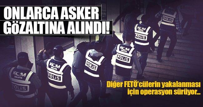İzmir'de 37 kişi gözaltına alındı
