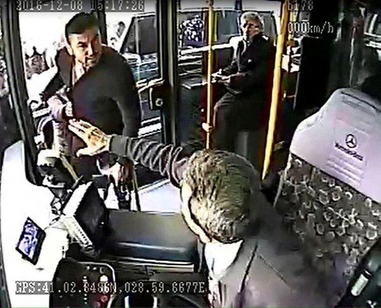 Burak Yılmaz, otobüs şoförü ile kavgasını anlattı