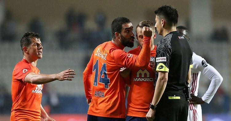 Medipol Başakşehir'in UEFA listesi belli oldu