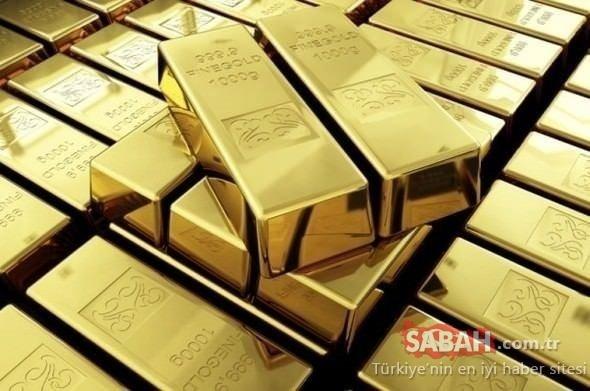 Dünyada en fazla altın rezervlerine sahip ülkeler! Türkiye'nin altın rezervi ne kadar?