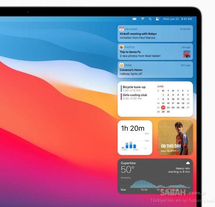 macOS Big Sur hakkında tüm detaylar! Yeni macOS sürümünün özellikleri nedir? Hangi cihazlara geliyor?