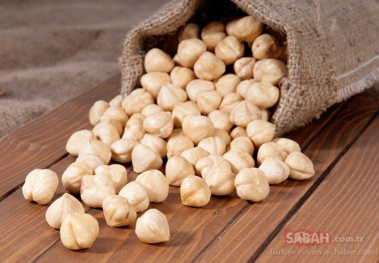Mucize besin fındığı bu şekilde tüketirseniz öyle bir faydası var ki... Dövülmüş fındığın faydaları şaşırtıyor!