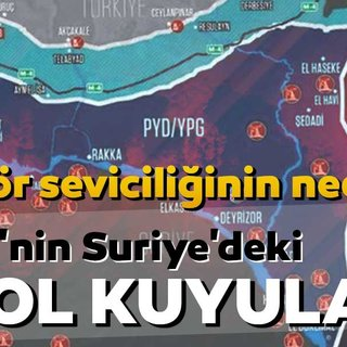 İşte terör seviciliğinin neden YPG/PKK'nın petrol kuyuları