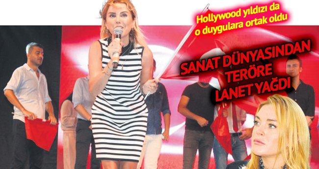Hollywood yıldızından Erdoğan'a destek