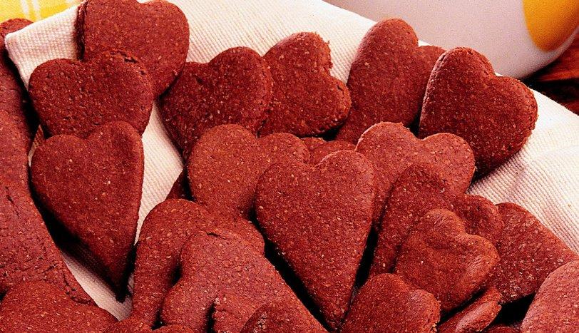 Kakaolu Kalp Bisküvi