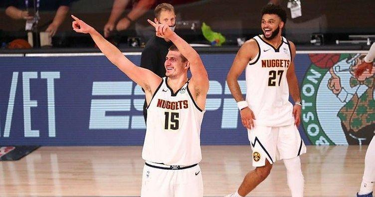 Denver Nuggets 11 yıl sonra konferans finalinde!