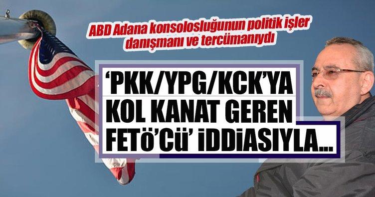 PKK/YPG/KCK'ya yardım eden ABD tercümanı Uluçay hakim karşısında