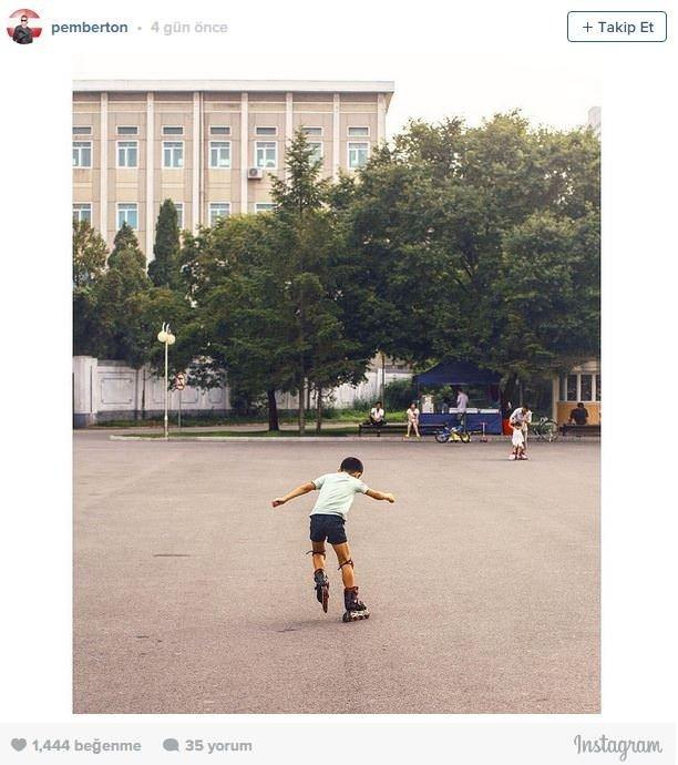 Kuzey Kore'deki Günlük Hayatı Anlatan 23 Muhteşem Fotoğraf