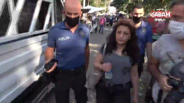 Adana'da 20 yıllık kocası tarafından eve kilitlenen kadın böyle kurtarıldı   Video