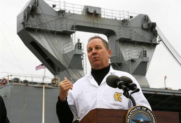 ABD o gemiyi tanıttı