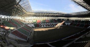 Diyarbakır yeni stadına kavuşuyor