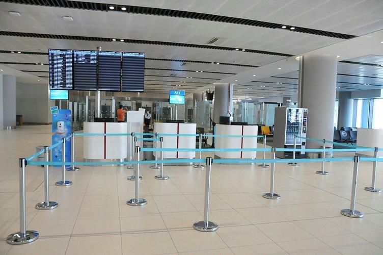 İstanbul Havalimanı'ndan bir ilk! Koronavirüs test merkezi kuruldu: 2 saatte sonuç verecek
