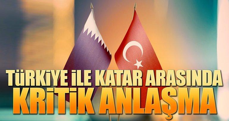 Türkiye ile Katar arasında yeni iş birliği