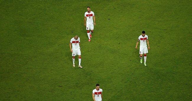 Son dakika: EURO 2020 şoku sonrası millilere sert sözler! 'Aldıkları prim kadar oynamadılar...'