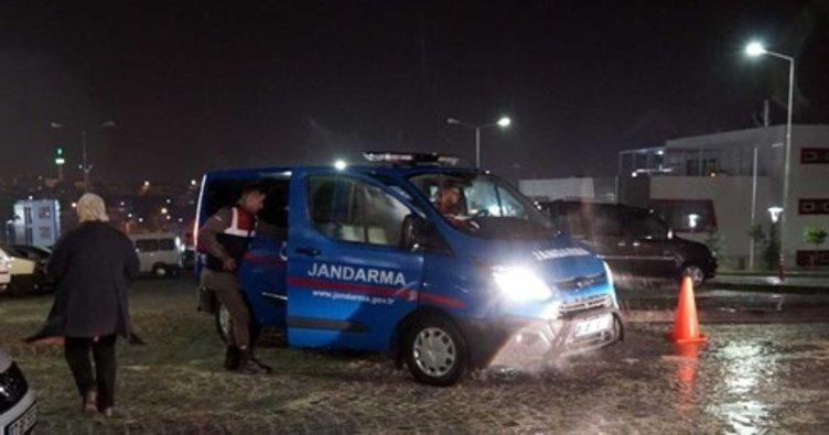 Kastamonu'da rahatsızlanan 8 asker hastaneye kaldırıldı