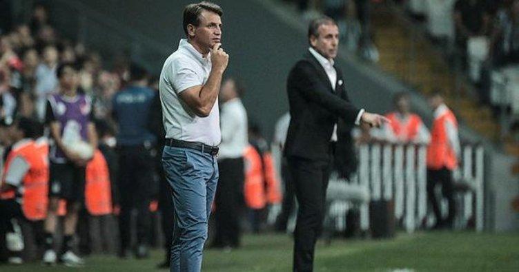 Tamer Tuna: Göndermeyi düşündüğümüz 1-2 oyuncuyu Beşiktaş karşısında ilk 11'de oynattık