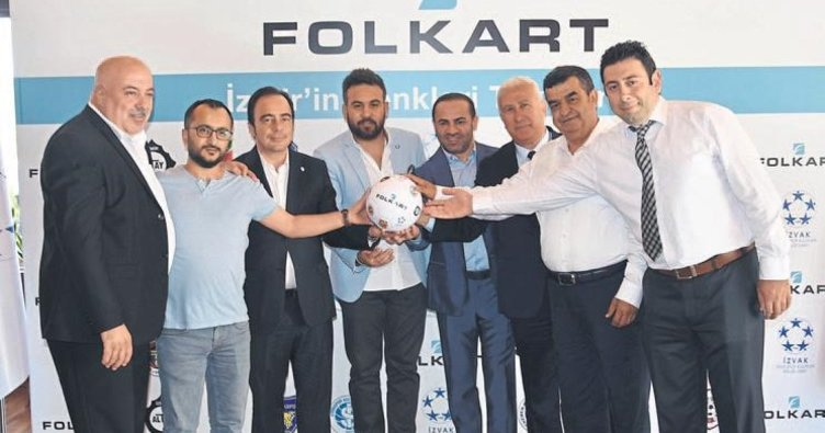 İzmir'e Folkart desteği