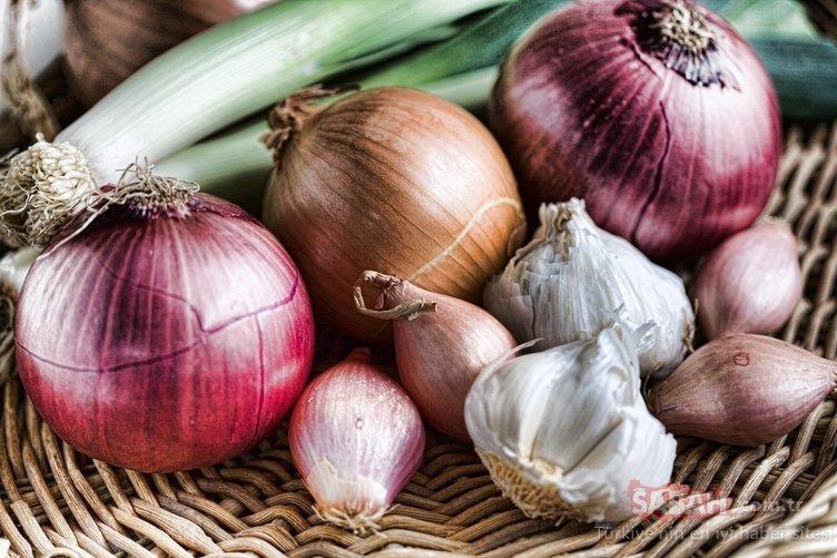 21 günde vücudu toksinlerden arındıran mucizevi soğan sarımsak kürü