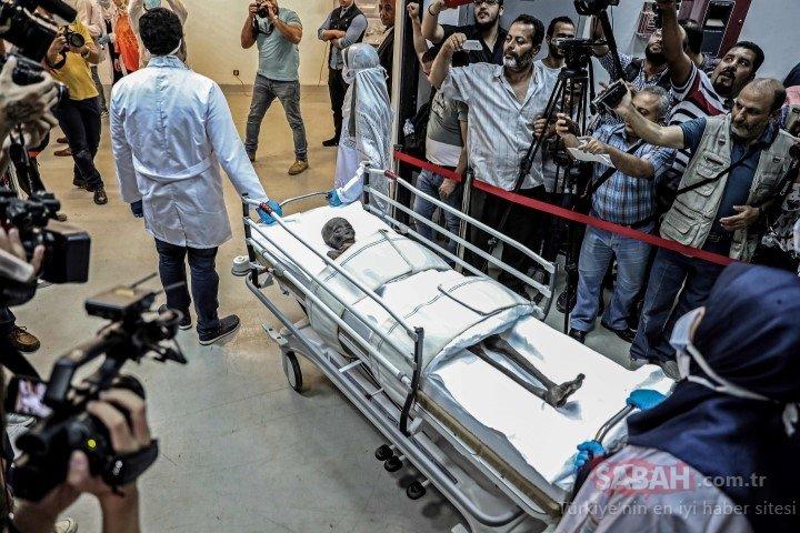 Mısır'daki lanetli mumyanın lahiti açıldı!  Keşfedenler bir bir ölmüştü