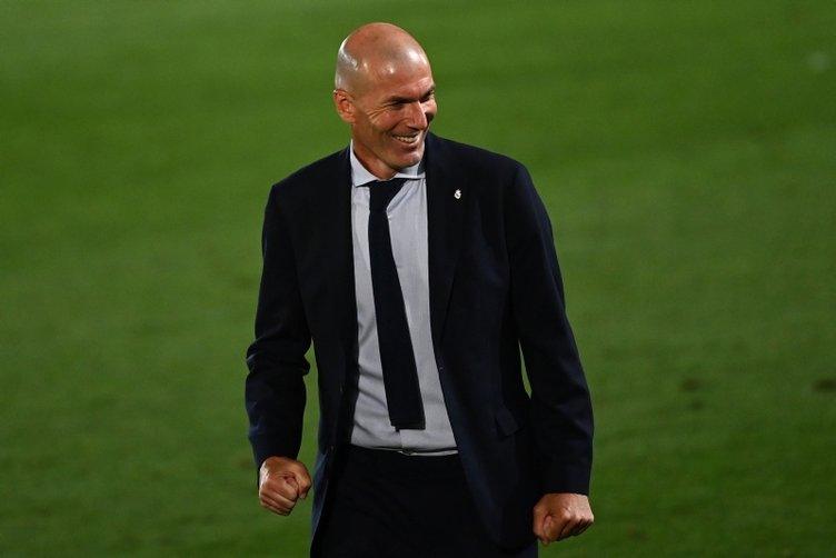 La Liga'da şampiyon Real Madrid