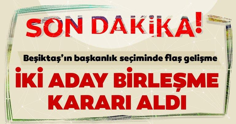 Beşiktaş'ta Serdal Adalı ve İsmail Ünal birleşti