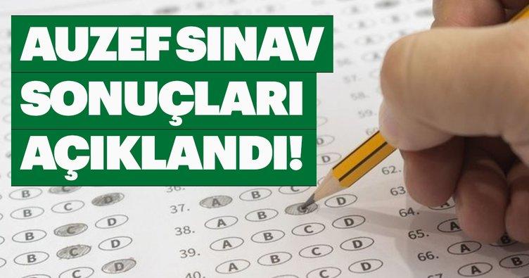 Auzef Sınav Sonuçları Açıklandı 2019 Auzef Sonuçları Nasıl Ve