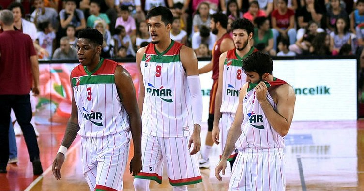 Pınar Karşıyaka - Galatasaray: 81-69