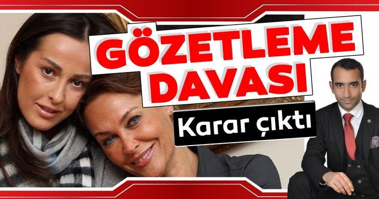 Helin Avşar'ı gözetleme davasında ceza çıkmadı