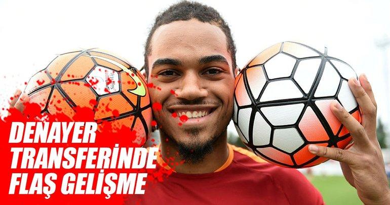 Galatasaray Denayer ile anlaştı