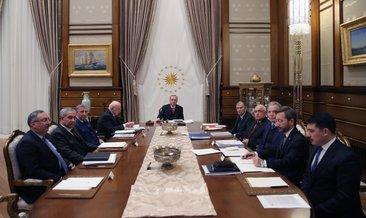 Altun'dan Cumhurbaşkanlığı Yüksek İstişare Kurulu Toplantısı ile ilgili açıklama