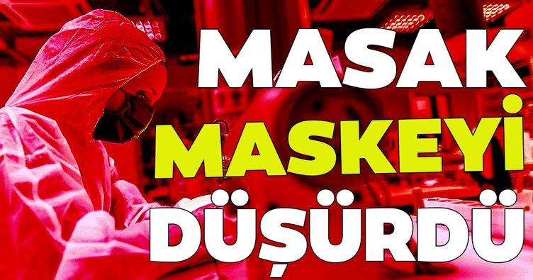 MASAK maskeyi düşürdü!