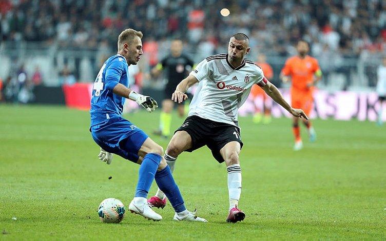 İşte Beşiktaş'ın Trabzonspor maçı taktiği ve 11'i