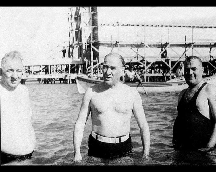 Atatürk'ün sporla ilgili söylediği sözler