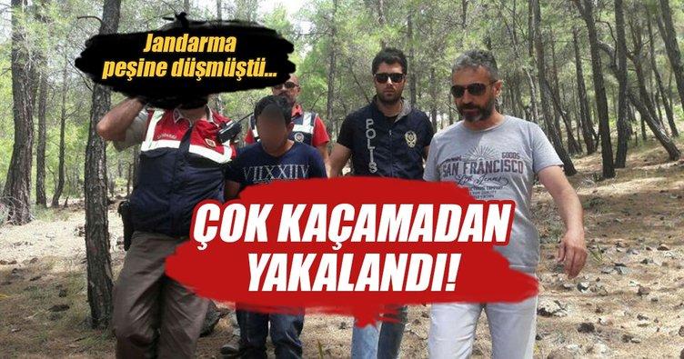 İpek'in katili yakalandı!