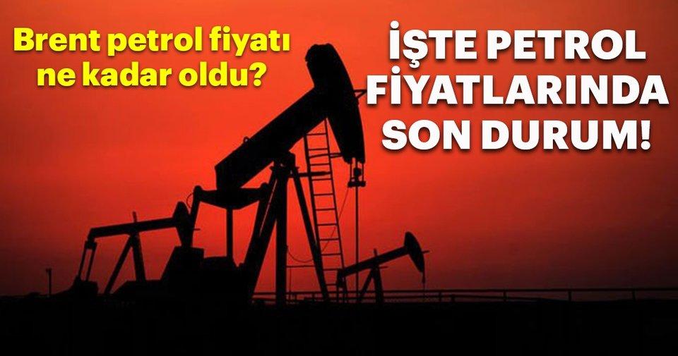 Brent petrol 51 dolar seviyesine geriledi