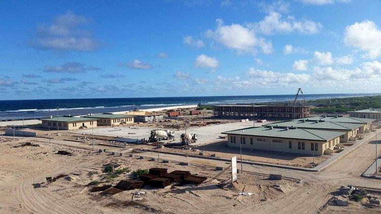 Somali'deki Türk askeri eğitim tesisi ocakta açılıyor