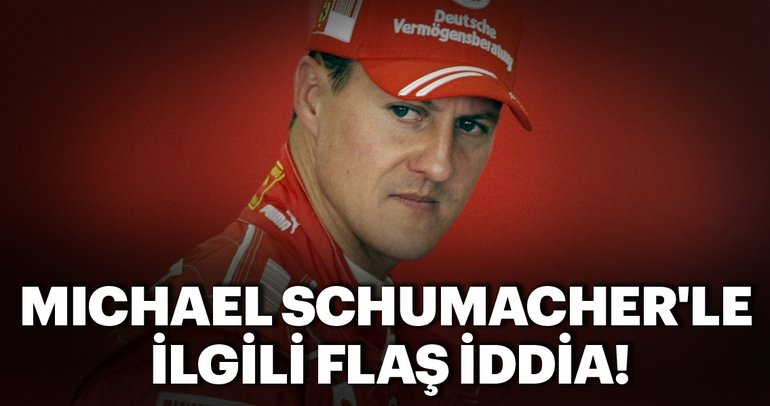 The film is a claim about Michael Schumacher!