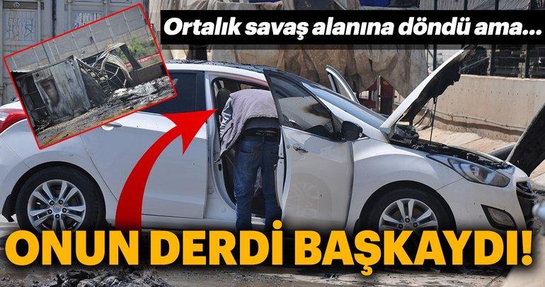 Son dakika haber: Bursa'da fabrikada patlama...Ortalık savaş alanına döndü!