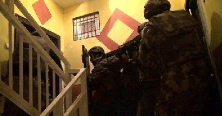 Şırnak'ta PKKKCK operasyonu 7 gözaltı