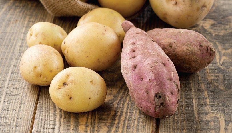 Altın yumru patates
