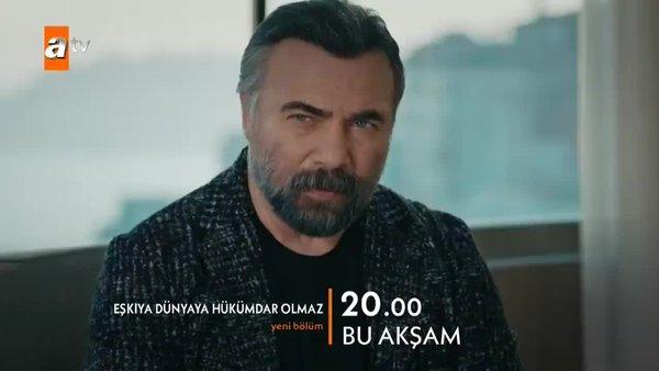 Eşkıya Dünyaya Hükümdar Olmaz 175. Bölüm (8 Aralık 2020 Salı) Hızır için ölüm kararı   Video