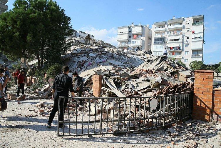 İzmir'den son dakika: Türkiye İzmir'e ağlıyor! AFAD afet bölgesindeki son durumu bildirdi! 55 ölü 896 yaralı
