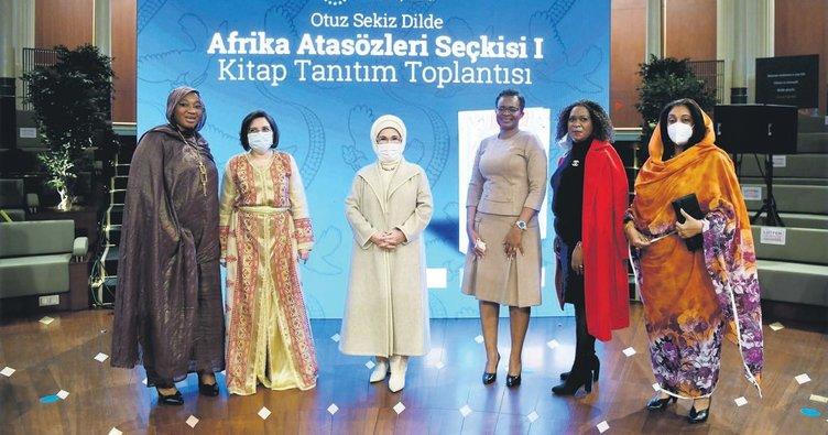 Bir Afrika atasözü der ki: Bugün yaptığımız her şey tarihe kazılı kalır