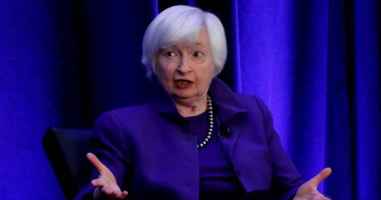 ABD Hazine Bakanı Janet Yellen: Yardımlar enflasyon yaratsa bile Fed bununla başa çıkar