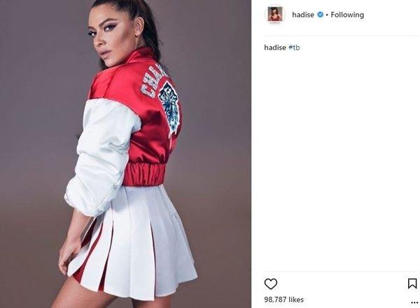 Ünlü isimlerin Instagram paylaşımları (30.12.2017)