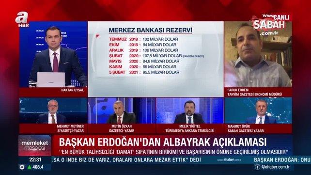Son dakika: Merkez Bankası rezervleri üzerinden kriz çığırtkanlığı yapan CHP'ye tepki: İktisat ilmiyle alakası yok | Video