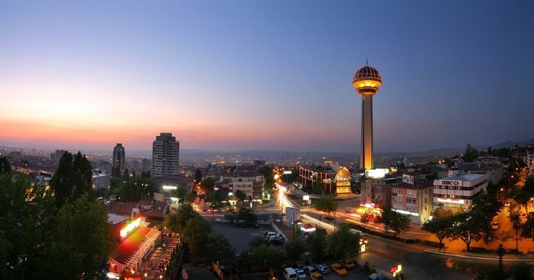 Ankara'da gezilecek yerler… Ankara'da görülmesi gereken 10 güzel yer!